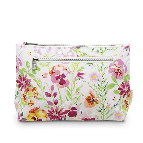 Tonic Large Cosmetic Bag Morning Bloom