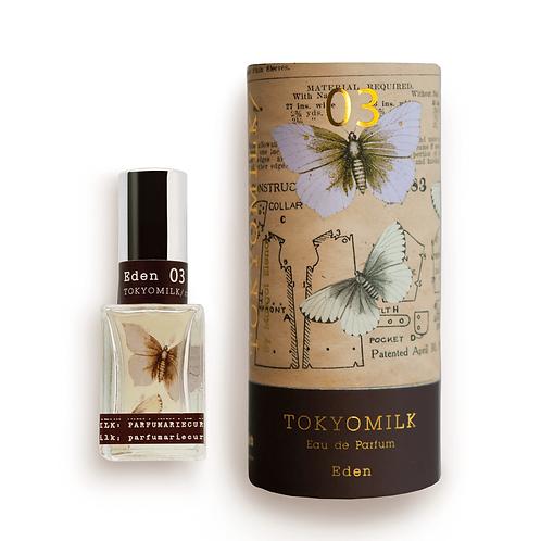TokyoMilk Parfum  No.3 Eden
