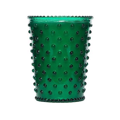 Simpatico - Hobnail Glass Candle Cactus #31