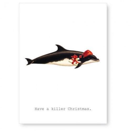 TokyoMilk - Card -  Have A Killer Christmas
