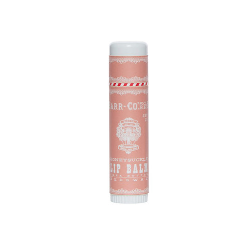 Barr-Co - Soap Shop Lip Balm Honeysuckle