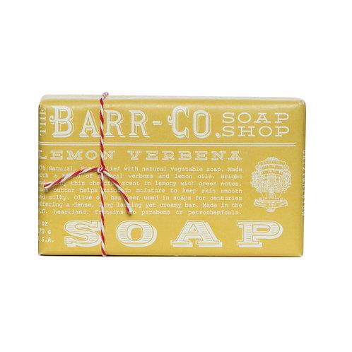 Barr-Co Soap Shop Bar Soap Lemon Verbena
