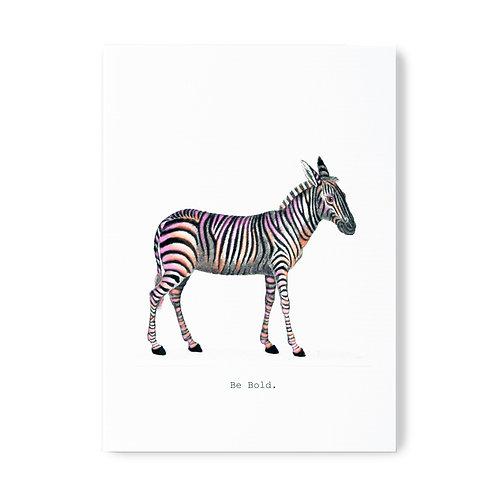 TokyoMilk - Card -  Be Bold