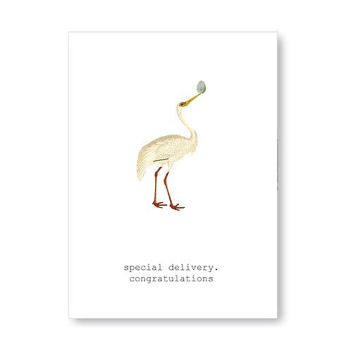TokyoMilk - Card -  Special Delivery