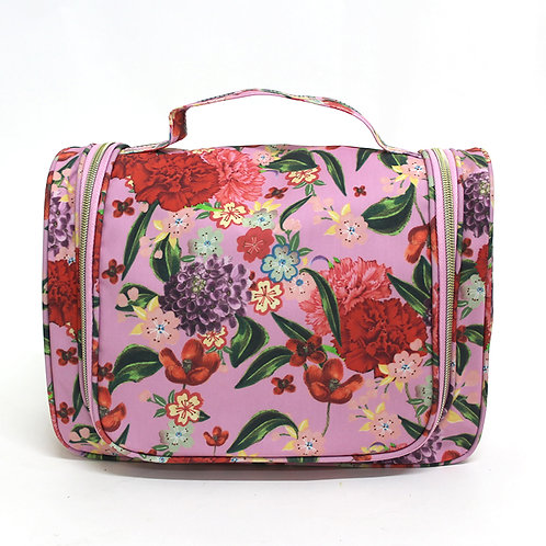 Tonic Essential Hanging Toiletry Bag Romantic Garden