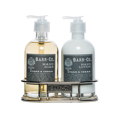 Barr-Co Soap Shop Caddy Sugar & Cream
