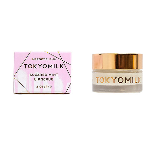 Tokyomilk Light Sugared Mint Lip Scrub