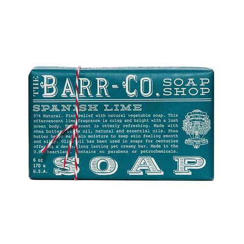Barr-Co - Soap Shop Bar Soap Spanish Lime