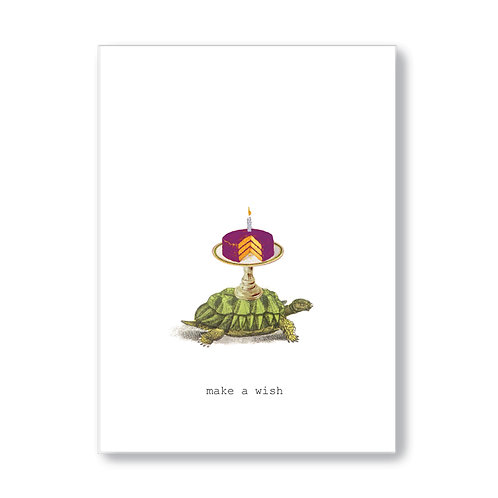 TokyoMilk - Card -  Make A Wish
