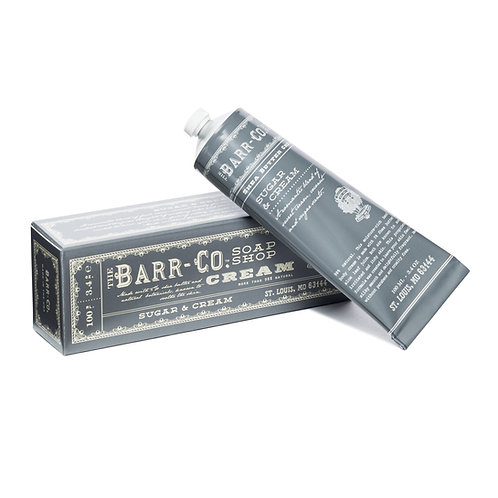Barr-Co Soap Shop Hand Cream Sugar & Cream