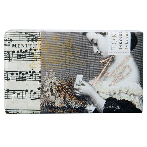 TokyoMilk Woman with Music Bar Soap