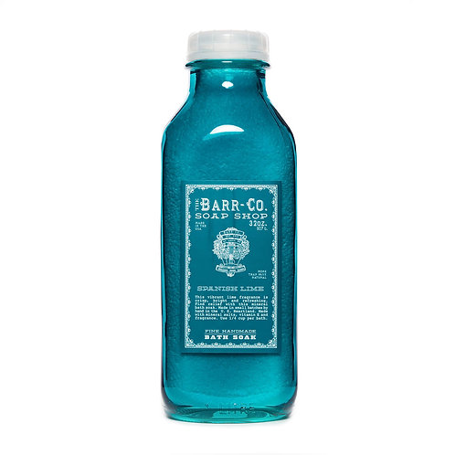 Barr-Co Soap Shop Spanish Lime Bath Soak