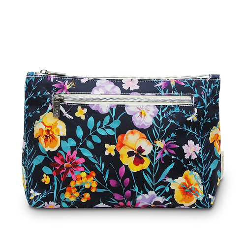Tonic Large Cosmetic Bag Evening Bloom