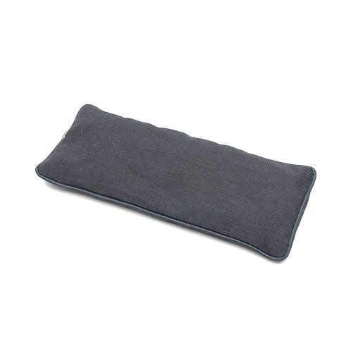 Tonic Luxe Eye Pillow Linen Charcoal