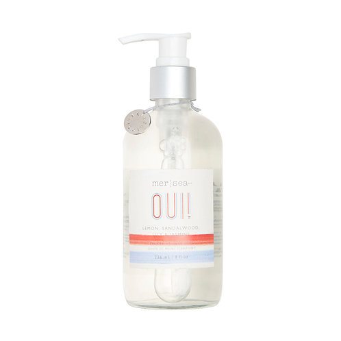 Mer-Sea Liquid Hand Soap Oui
