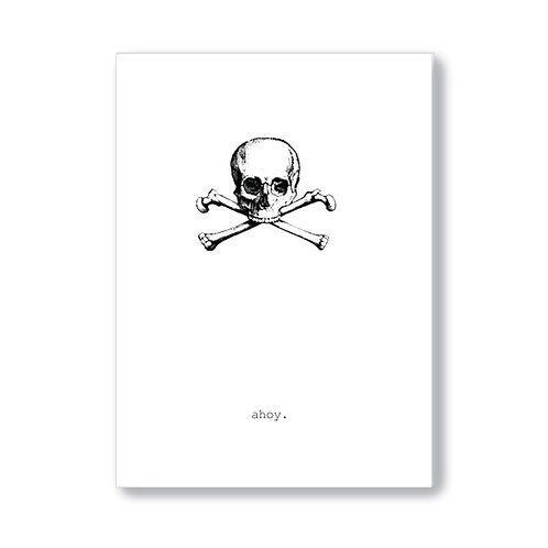 TokyoMilk - Card -  Ahoy