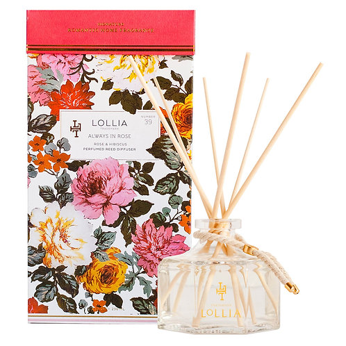 Lollia Always In Rose Perfumed Diffuser