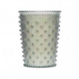 Simpatico - Hobnail Glass Candle Kashmir 67