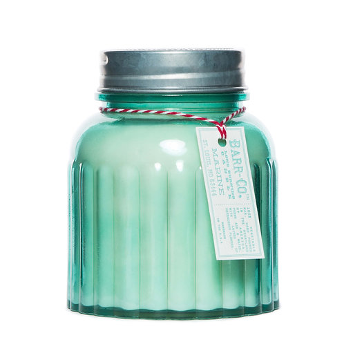 Barr-Co Soap Shop Apothecary Candle Marine