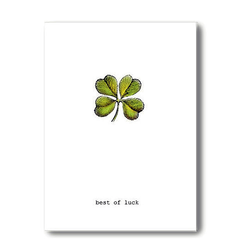 TokyoMilk - Card -  Good Luck