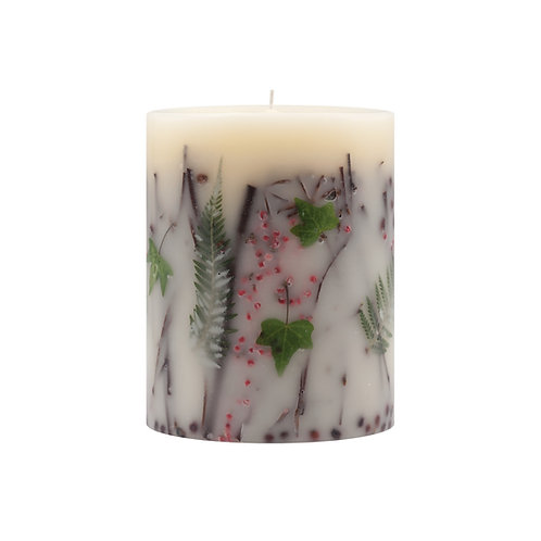Rosy Rings Botanical Candle -Red Currant & Cranberry