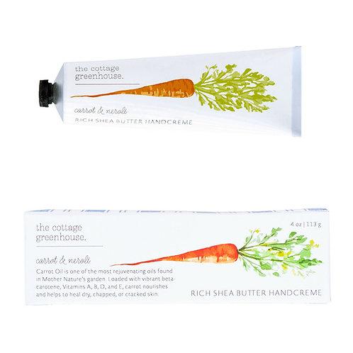 Carrot & Neroli  Shea Butter Handcreme