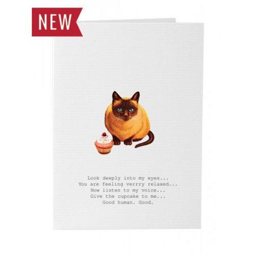 TokyoMilk - Card -  Hypnotic Cat
