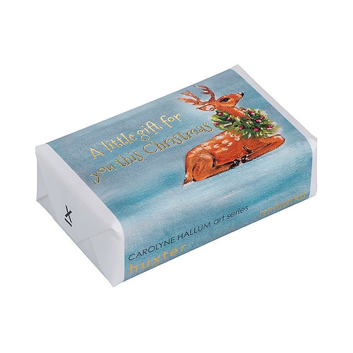 """HUXTER BAR SOAP  """"Willow"""" Just a little Something for Christmas"""