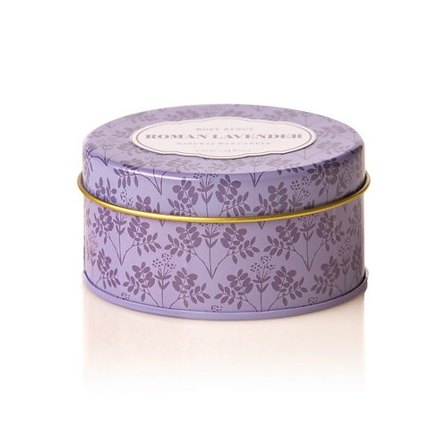 Rosy Rings Travel Tin Candle Roman Lavender