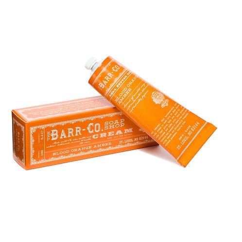 Barr-Co - Soap Shop Hand Cream Blood Orange Amber