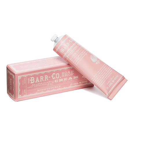Barr-Co Soap Shop Hand Cream Honeysuckle