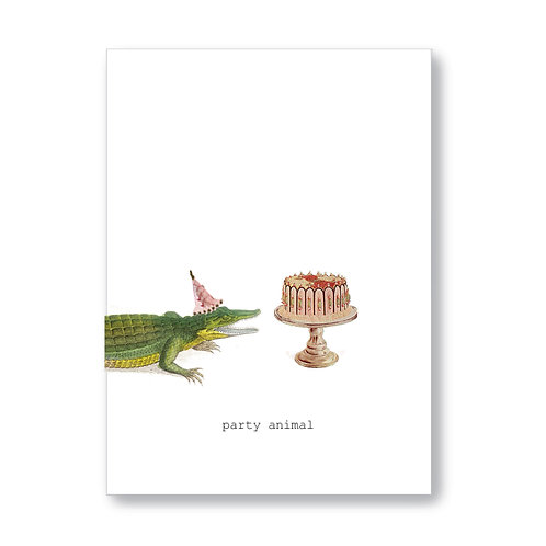 TokyoMilk - Card -  Party Animal