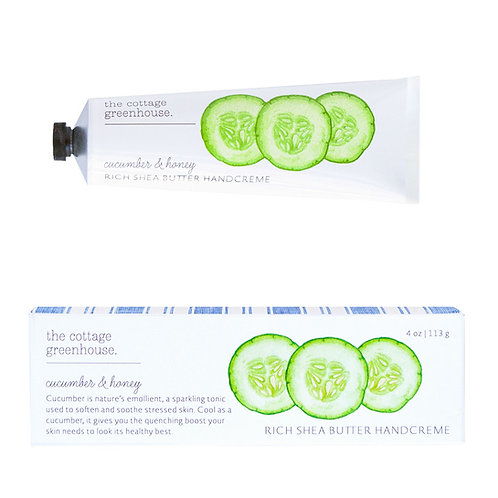 Cucumber & Honey Shea Butter Handcreme