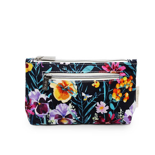 Tonic Small Cosmetic Bag Evening Bloom