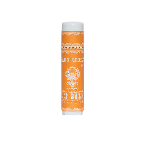 Barr-Co - Soap Shop Lip Balm Blood Orange Amber