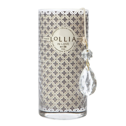 Lollia Petite Perfumed Luminary Candle In Love