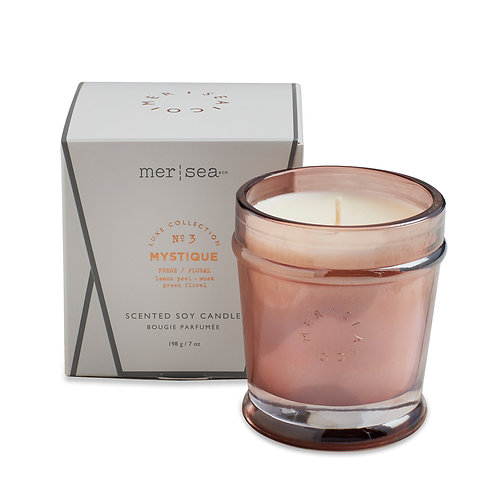 Mer-Sea Luxe 7oz Candle - Mystique