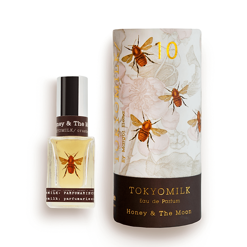TokyoMilk Parfum  No.10 Honey & The Moon