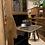 Thumbnail: Small Edwardian Arts & Crafts Oak Escritoire Bureau Bookcase