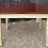 Thumbnail: Small Part Painted Hardwood Kitchen Dining Table