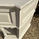 Thumbnail: Large Edwardian White Painted Credence Sideboard