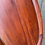 Thumbnail: Elegant Hardwood Oval Cocktail Drinks  Cabinet With Butlers Tray