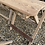 Thumbnail: Great Job Lot Of 20 Vintage Old Pine Folding Church Chairs