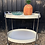 Thumbnail: Retro Mid Century Oval Two Tier Drinks Trolley
