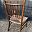 Thumbnail: Early 20th Century Low Nursing Chair / Occasional Bedroom Side Chair