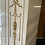 Thumbnail: Edwardian Single White Painted Wardrobe With Drawer / Hall Cupboard
