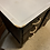 Thumbnail: Vintage Enamel Top Kitchenette Cabinet With Drawers & Cupboard