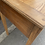 Thumbnail: Sweet Edwardian Satinwood & Pine Console Side Table With Drawers