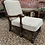 Thumbnail: 1979 Ercol Old Colonial Yorkshire Back Sofa Settee & Armchair 445 & 445/3