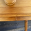 Thumbnail: Ducal Pine Ledge Back Two Drawer Console Side Table